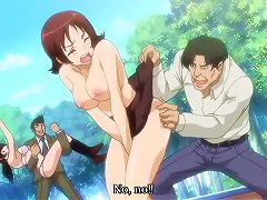 Chicks Getting Fucked In Kinky Anime.