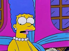 Simpsons Porn Marge And Artie Afterparty